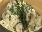 Garlic Mashed Potatoes Hd