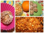 Muesli Orange Ladoo