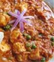 Matar Paneer (peas & Cheese Curry)