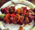 Meat And Poultry Joie's Lamb Shish Kebabs