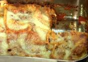 Beef Lasagna