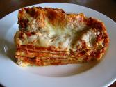 Meat Lasagna