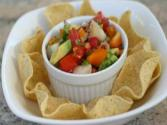 Melon Avocado Salsa - So Healthy And Delicious By Rockin Robin