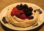 Meringue Shells For Pavlova