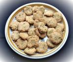 Mathri With Besan Filling