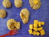 Mexican Rice Balls - Healthy Side Dish