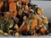 Mexican Sweet Potato Black Bean Salad