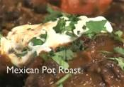 Mexican Pot Roast