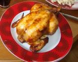 Mexico City Roast Chicken