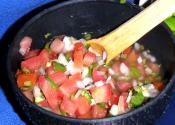 Mexican Pico De Gallo