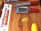 How To Use Microplane Grater