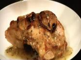 Mike Monahan Tv Spot Lemon Chicken With Garlic And Rosemary
