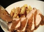 Mike Monahan Tv Spot Pork Tenderloin With Bacon Hash