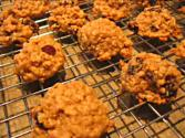 Mini Oatmeal Raisin Cookie
