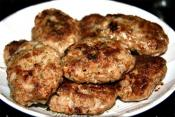 Minted Lamb Patties
