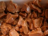 Old Fashioned Molasses Pull Taffy