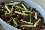 Mongolian Beef Barbecue