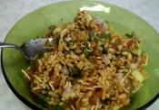 Moong Dal Chaat - Quick Treat For A Lazy Day
