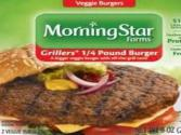 Greg Eats Morningstar Farms Grillers Prime Veggie Burgers