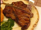 Grilled T-bone Beef Steak