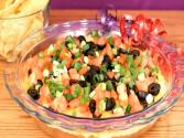 Baked Taco Dip - Super Bowl Recipe