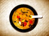 Vegetarian Mulligatawny Soup