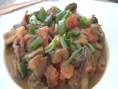 Mushroom Do Pyaza (indian Vegetarian) - Mushroom Curry