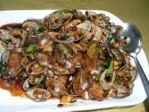Mussels Hauraki
