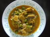 Matar Mushroom Curry