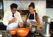 Nancy Silverton - Pizzeria Mozza Part 1 - Los Angeles
