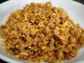 Fried Rice With Natto