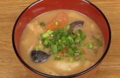 Winter Special Natto Jiru Soup