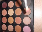 Review & Makeup Tutorial : Natural Eyeshadow Palette (davideal)