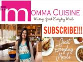 New Intro To Great Everyday Meals - Momma Cuisine