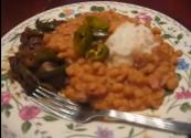 Creole Style White Beans And Rice