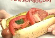 New York And Chicago Style Hot Dogs