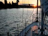 Next Stop: Portland - Sailing Columbia River