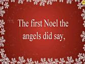 Kids Christmas Songs | The First Noel