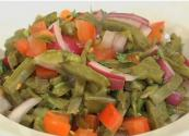 Prickly Pear Cactus Salad
