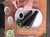 A Nutritious Lunch In Minutes: Nori Hand Rolls