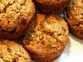 Nut Bran Muffins With Caramel