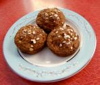 Honey Oatmeal Muffins