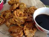 Onion Bhaji (holi Snacks) - How To Make Onion Pakoras