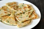 Chinese Onion Pancake