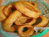 Lacy French Fried Onion Rings