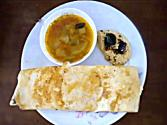 Onion Cheese Dosa