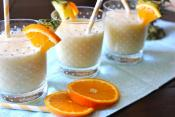 Tropical Cooler Dessert