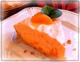 Orange Cot Crunch Pie