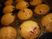 Orange Cranberry Muffin