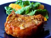 Pork Kebab With Honey And Orange